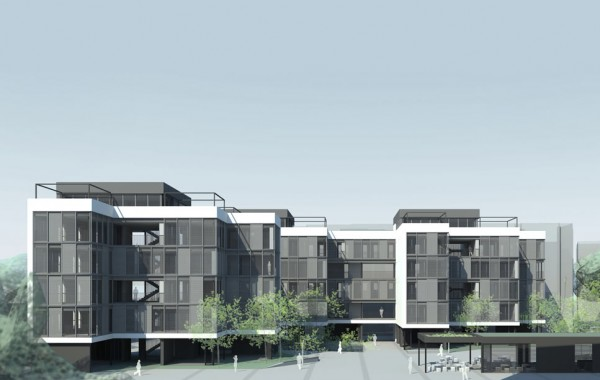 Edificio de 38 viviendas